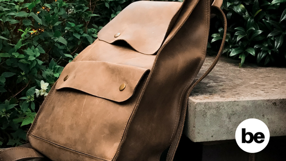 10 Sleek Leather Commuter Backpacks On A Budget