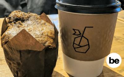 Vegan Chocolate Chip Zucchini Gluten Free Muffins